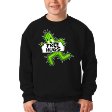 Pull Enfant  parodique Pampa - Free Hugs : Free Hugs :) (Parodie )