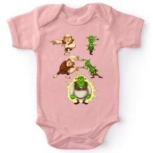 Bodys  parodique Shrek, les Gobelins et le Géant : Fusion Royale :) (Parodie )