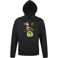 Funny  Hoodie - Giant, Gobelins and Shrek ( Parody) (Ref:894)