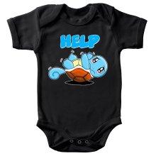 Body bébé  parodique Carapuce : Help !!! (Parodie )