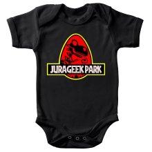 Body bébé  parodique Yoshi et Jurassic Park : Jurageek Park ! (Parodie )