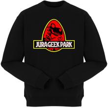 Pulls  parodique Yoshi et Jurassic Park : Jurageek Park ! (Parodie )