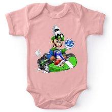 Bodys  parodique Luigi : Kart Fighter - Player 2 (Parodie )