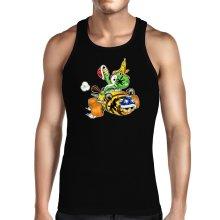 Débardeurs  parodique Yoshi : Kart Fighter - Player 3 (Parodie )