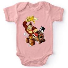 Body bébé (Filles)  parodique Donkey Kong : Kart Fighter - Player 4 (Parodie )