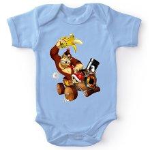 Body bébé  parodique Donkey Kong : Kart Fighter - Player 4 (Parodie )