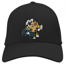 Casquette  parodique Bowser : Kart Fighter - Player 5 (Parodie )