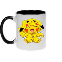 Mugs  parodique Pikachu : Le Cosplayer ultime !! (Parodie )