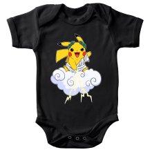 Body bébé  parodique Pikachu sauce Zeus, le Dieu du Tonnerre : Le Dieu du Tonerre :) (Parodie )