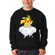 Funny Kids Sweater - Pikachu et Zeus ( Parody)