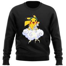 Pull  parodique Pikachu sauce Zeus, le Dieu du Tonnerre : Le Dieu du Tonerre :) (Parodie )