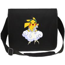Sac bandoulière Canvas  parodique Pikachu sauce Zeus, le Dieu du Tonnerre : Le Dieu du Tonerre :) (Parodie )