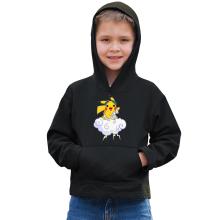 Sweat à capuche Enfant  parodique Pikachu sauce Zeus, le Dieu du Tonnerre : Le Dieu du Tonerre :) (Parodie )