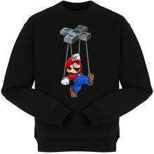 Pulls  parodique Mario : Mario-nette ON (Parodie )