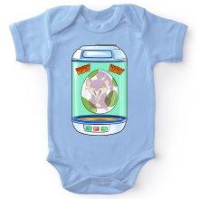 Body bébé  parodique Rattata : Nyark nyark !! (Parodie )