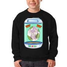 Sweat-shirts  parodique Rattata : Nyark nyark !! (Parodie )