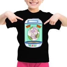 T-shirt Enfant Fille  parodique Rattata : Nyark nyark !! (Parodie )