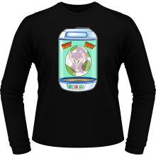 T-Shirts à manches longues  parodique Rattata : Nyark nyark !! (Parodie )