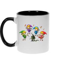Mugs  parodique Link : Orchestre symphonique en Solo :) (Parodie )