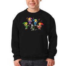 Sweat-shirts  parodique Link : Orchestre symphonique en Solo :) (Parodie )