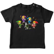 T-shirts  parodique Link : Orchestre symphonique en Solo :) (Parodie )