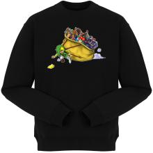 Pulls  parodique Link : Paré pour l