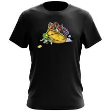 T-shirt  parodique Link : Paré pour l