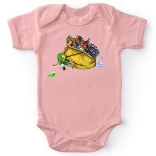 Body bébé (Filles)  parodique Link : Paré pour l