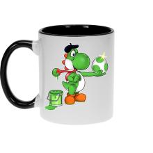 Funny Mug - Yoshi ( Parody)