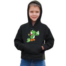 Funny Kids Hoodie - Yoshi ( Parody)