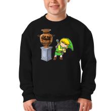 Sweat-shirts  parodique Link : Petite visite au musée... (Parodie )