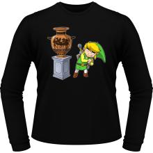 T-Shirts à manches longues  parodique Link : Petite visite au musée... (Parodie )