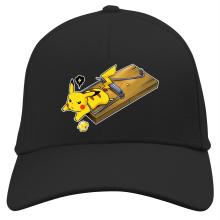 Casquette  parodique Pikachu : Piège à souris ! (Parodie )