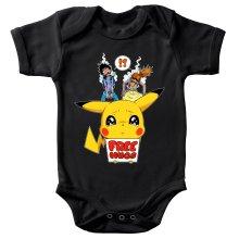 Body bébé  parodique Pikachu - Free Hugs : Pika Free Hugs :) (Parodie )