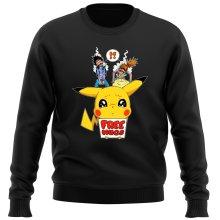 Pull  parodique Pikachu - Free Hugs : Pika Free Hugs :) (Parodie )