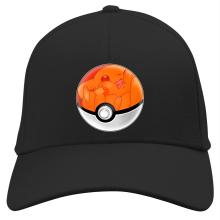 Casquette  parodique La Poké Ball de Pikachu : Pika Pas Cool ! (Parodie )