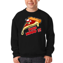 Sweat-shirts  parodique Toad : Pizza aux Champignons ! (Parodie )
