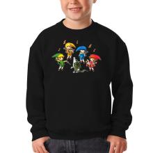 Sweat-shirts  parodique Link : Solo Orchestra :) (Parodie )