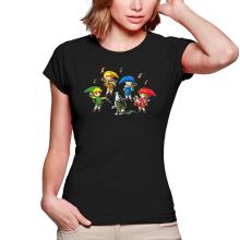T-shirts Femmes  parodique Link : Solo Orchestra :) (Parodie )