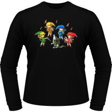 T-Shirts à manches longues  parodique Link : Solo Orchestra :) (Parodie )