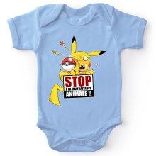 Bodys  parodique Pikachu : Stop à la Maltraitance animale !! (Parodie )