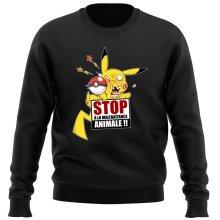 Pull  parodique Pikachu : Stop à la Maltraitance animale !! (Parodie )
