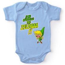 Body bébé  parodique Link : Un Coup de gueule de héros... (Parodie )