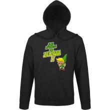 Sweat à capuche  parodique Link : Un Coup de gueule de héros... (Parodie )