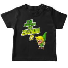 T-shirts  parodique Link : Un Coup de gueule de héros... (Parodie )