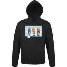 Sweats à capuche  parodique Link et une Cocotte : Un coupable inattendu... (Parodie )