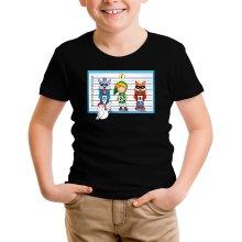 T-shirts  parodique Link et une Cocotte : Un coupable inattendu... (Parodie )
