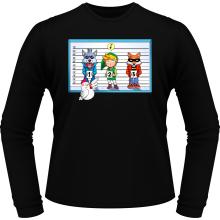 T-Shirts à manches longues  parodique Link et une Cocotte : Un coupable inattendu... (Parodie )