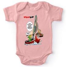 Body bébé (Filles)  parodique Link - The Wind waker : Un elfe à la mer.... :) (Parodie )