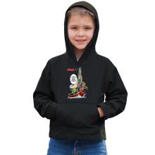 Sweat à capuche Enfant  parodique Link - The Wind waker : Un elfe à la mer.... :) (Parodie )